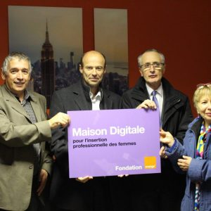 Orange soutien « La Maison Digitale »