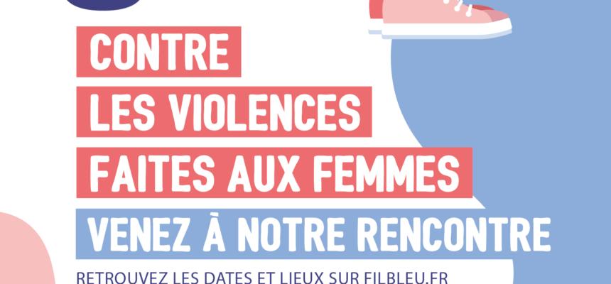 Contre les violences faites aux femmes, E&S prend le bus !