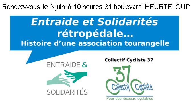 3 juin : une «vélo-conférence» pour les 70 ans d'E&S