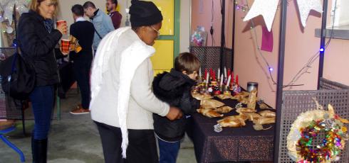CHERPA: un premier «mini-marché» de Noël
