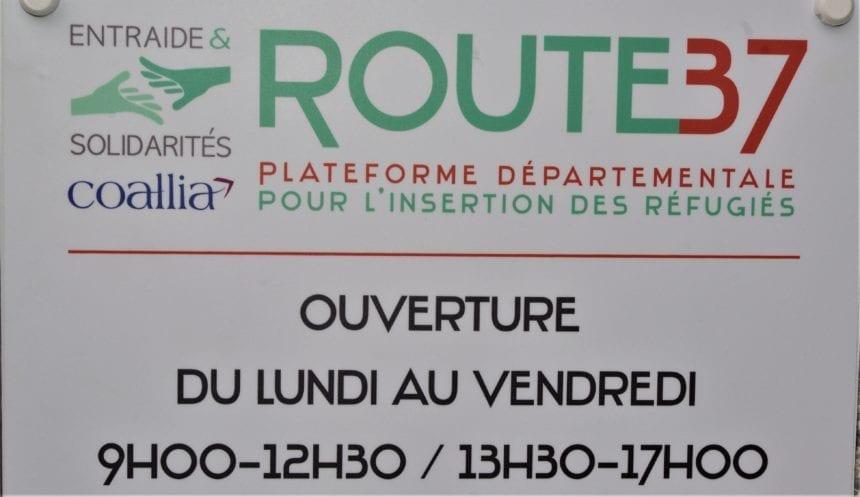 Insertion des réfugiés : «Route 37» a ouvert ses portes